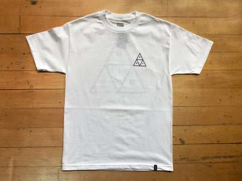 Triple Triangle T-Shirt - White