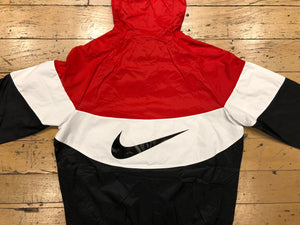 Windrunner Jacket - red/white/black