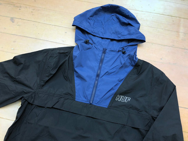 Explorer Anorak - Black