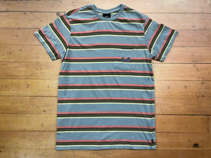 1993 Stripe Knit Ballad - Blue