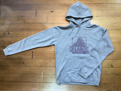 Classic OG Hood - Heather Grey