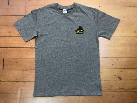 Los Angeles Tee - Grey Marle