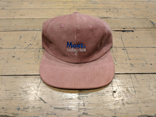 Suburbia Hat - Pink