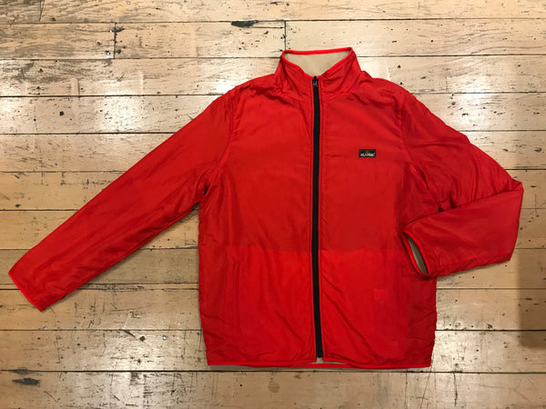 Reversible Mountain Jacket - Red