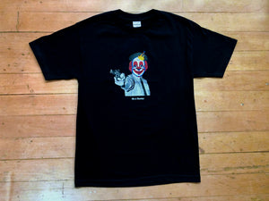 Clown Tee - Black