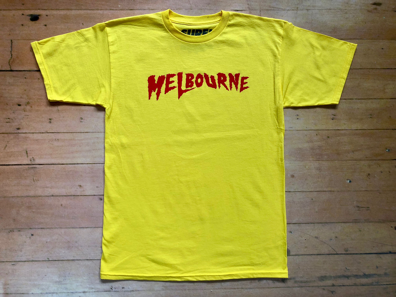 Mania T-Shirt - Yellow