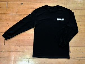 Melbourne LS - Black