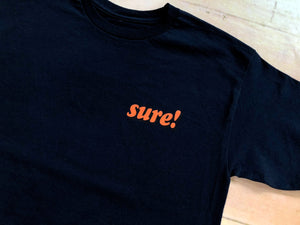 Pleasure T-Shirt - Navy