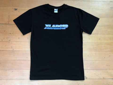 Chrome Tee - Black