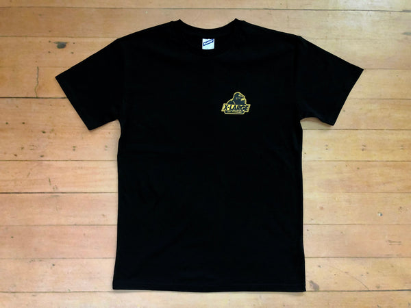 Los Angeles Tee - Black/Yellow