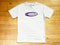 Oval XL Tee - White