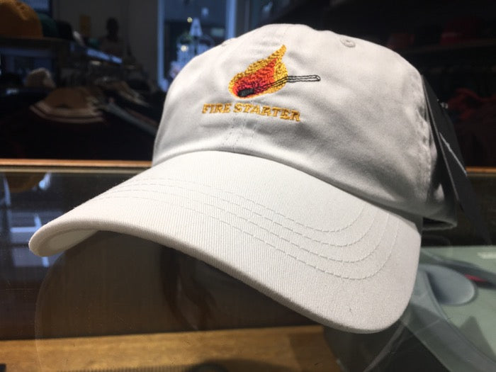 Draft Dad Hat - white