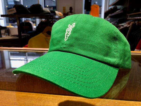 Signature Ball Cap - Green/White