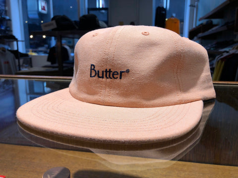 Classic Logo Oxford 6 Panel Cap - Peach