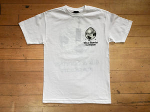 Cover The Earth Tee - White