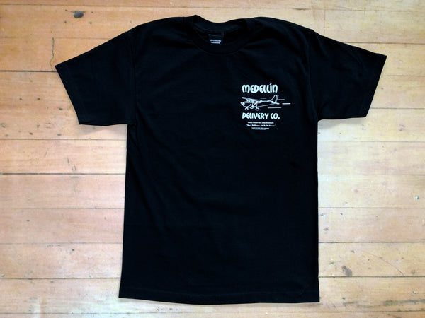 Delivery Tee - Black