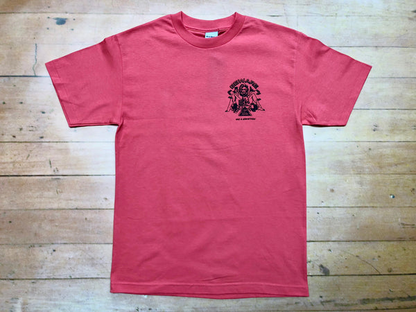 Fast Lane Tee - Coral