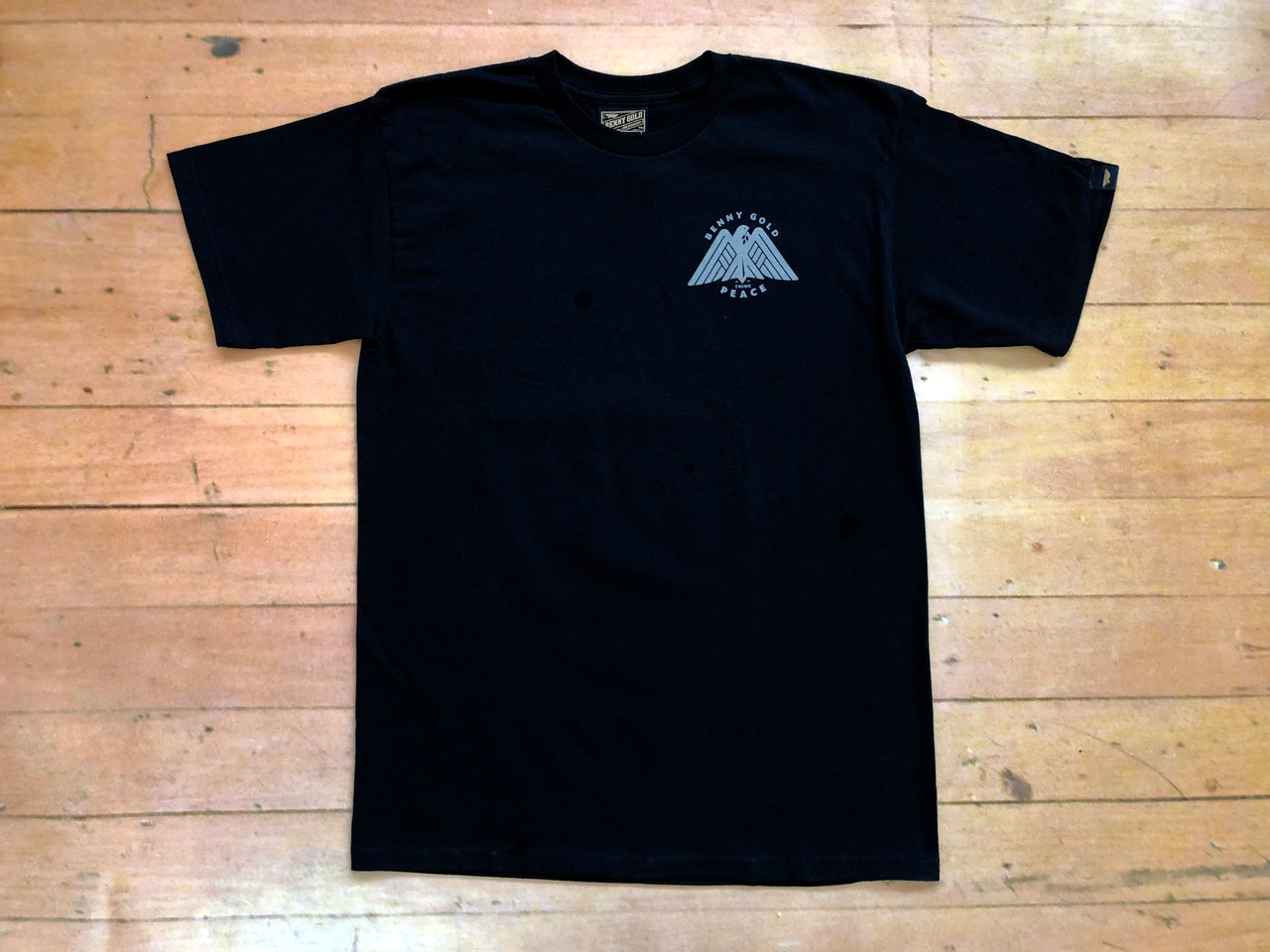 Peace T-Shirt - Black