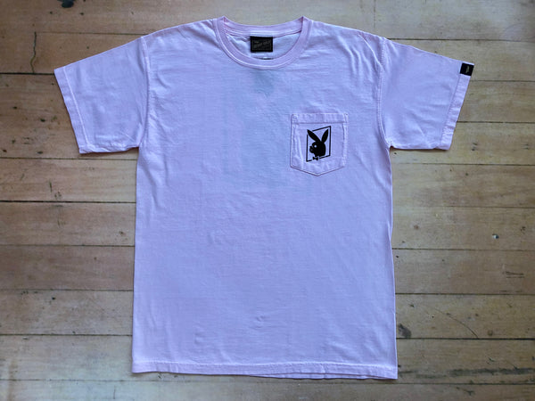 Charmer Pocket T-Shirt - Pink
