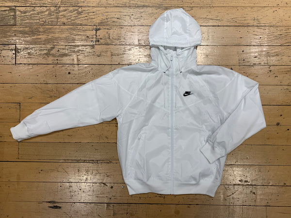 NSW HE Windrunner Jacket - White