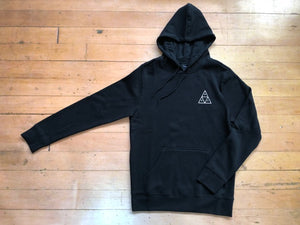 Triple Triangle Hoodie - Black