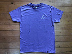 Triple Triangle Tee - Lavender