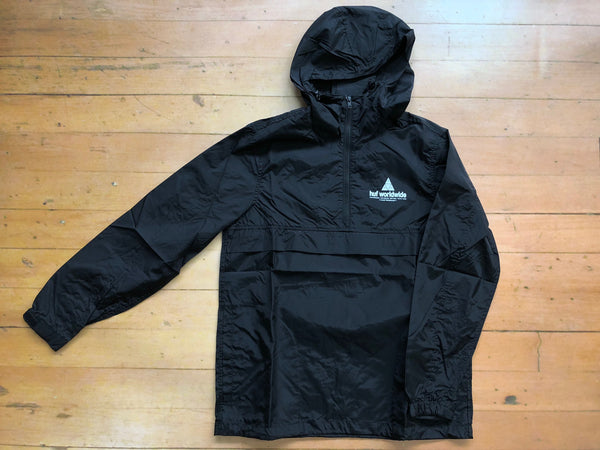 Peak Anorak Jacket - Black