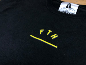 For The Homies T-Shirt - Black
