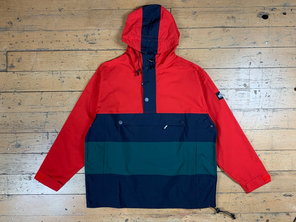 Santosuosso Jacket - Red/Navy/Forest