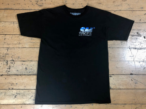 SM City T-Shirt - Black
