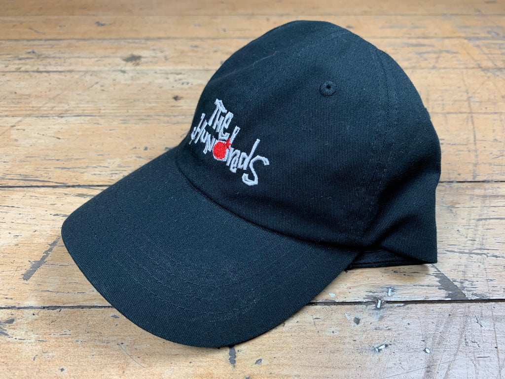 Justice Dad Hat - Black