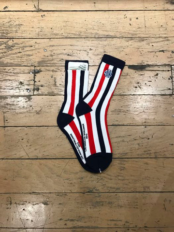 Tri-Colour Sock