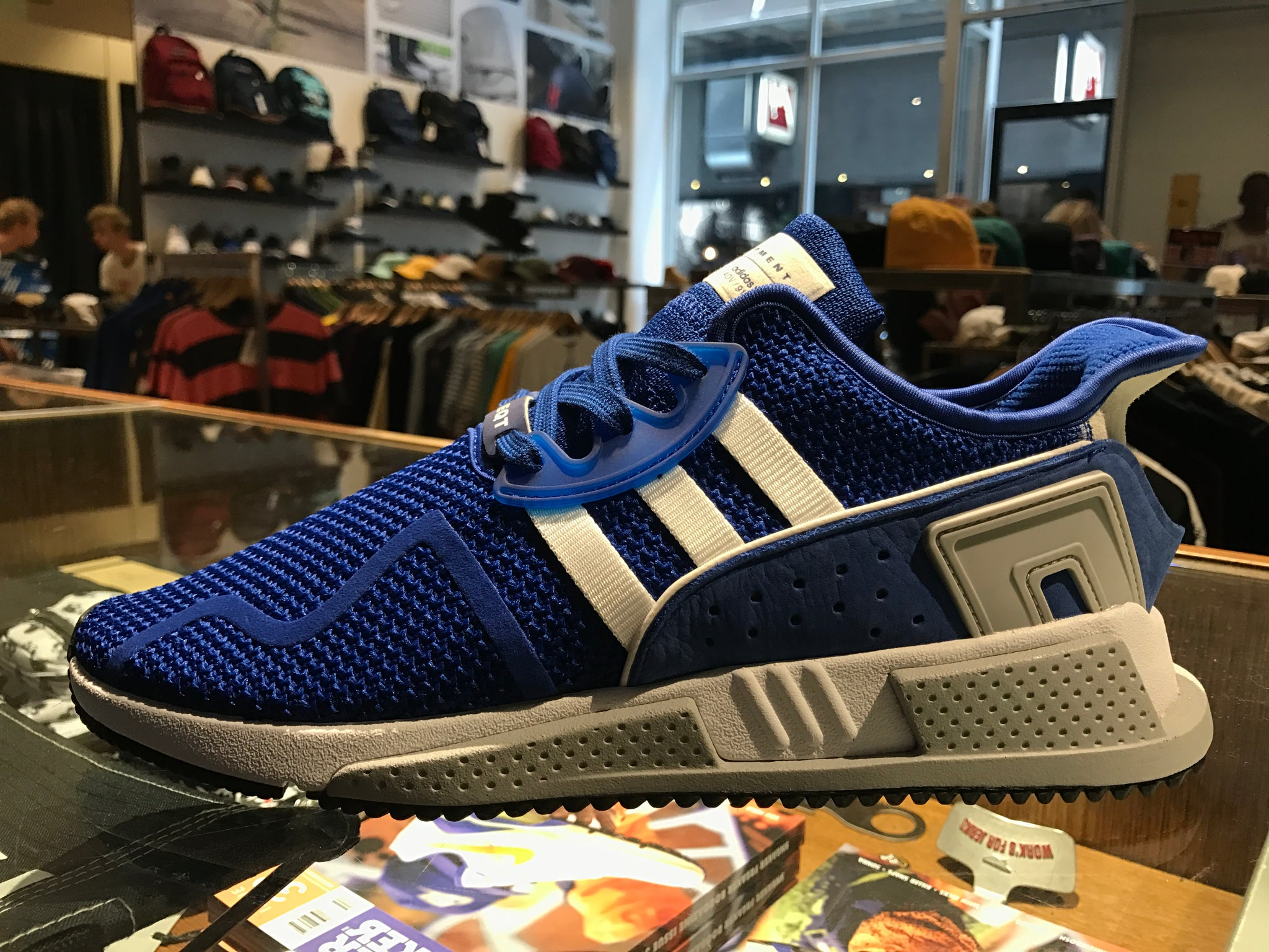 EQT Cushion ADV - Royal/White/Royal