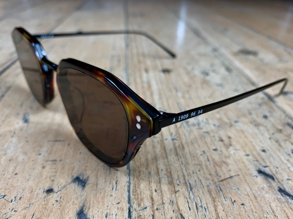Theory - Tortoise Frame/Dark Brown Lens