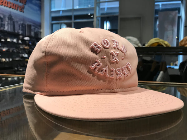 BXR Rocker Dad Hat - Pink