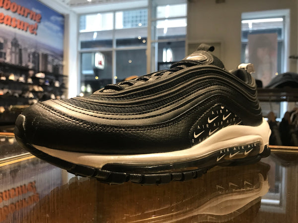 W Air Max 97 LX - Black / Black / White