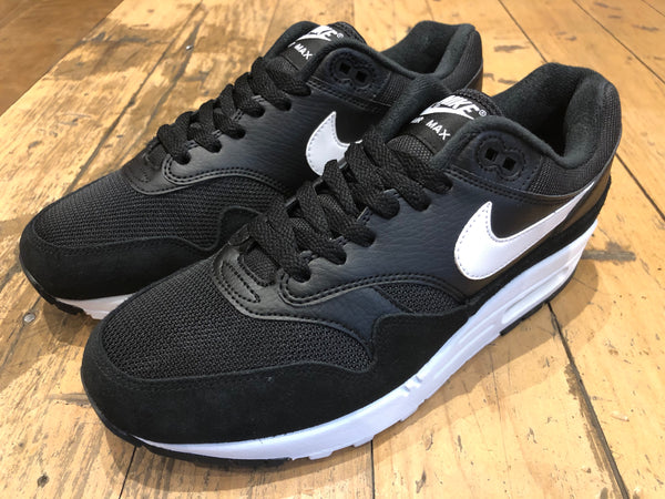 Air Max 1 - Black/White