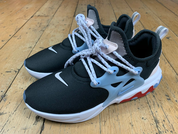 Women's Nike React Presto - Off Noir/Light Soft Pink
