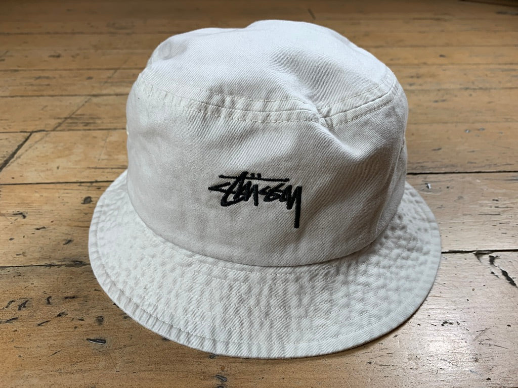 Stock Bucket Hat - Off White