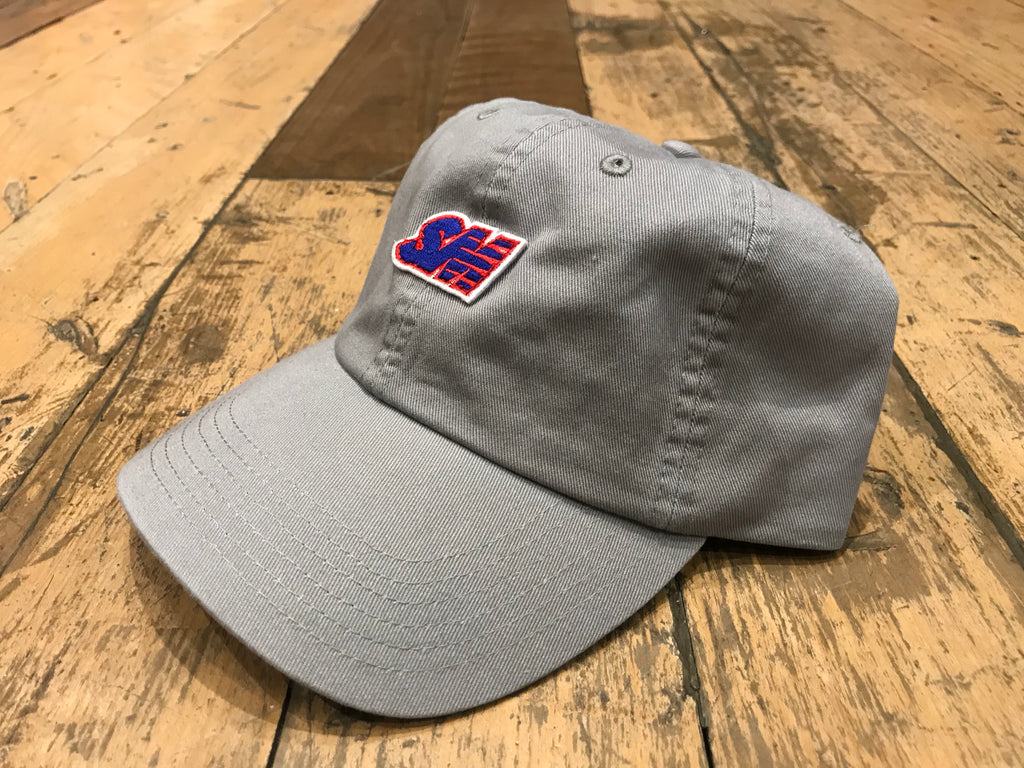 Champion SM Embroid Cap - Grey