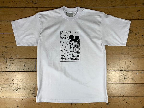 Mickey T-Shirt - White