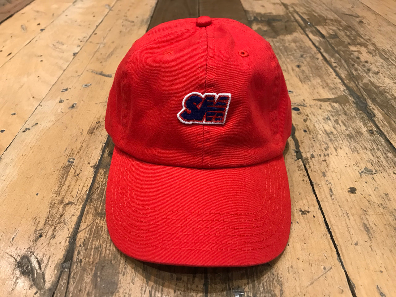 Champion SM Embroid Cap - Red