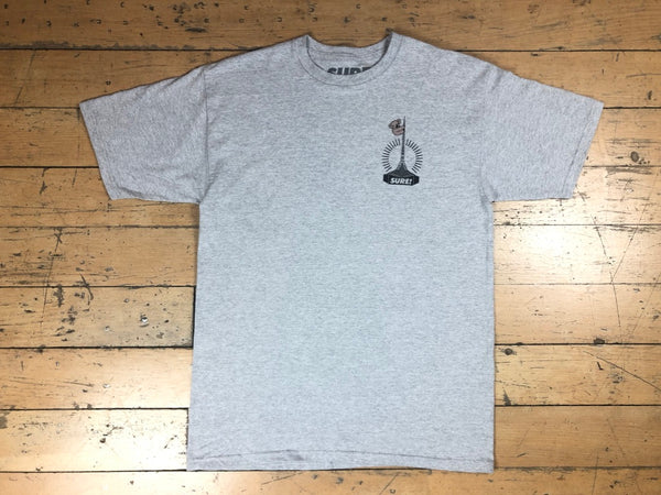 Art Souvenir T-Shirt - Heather Grey