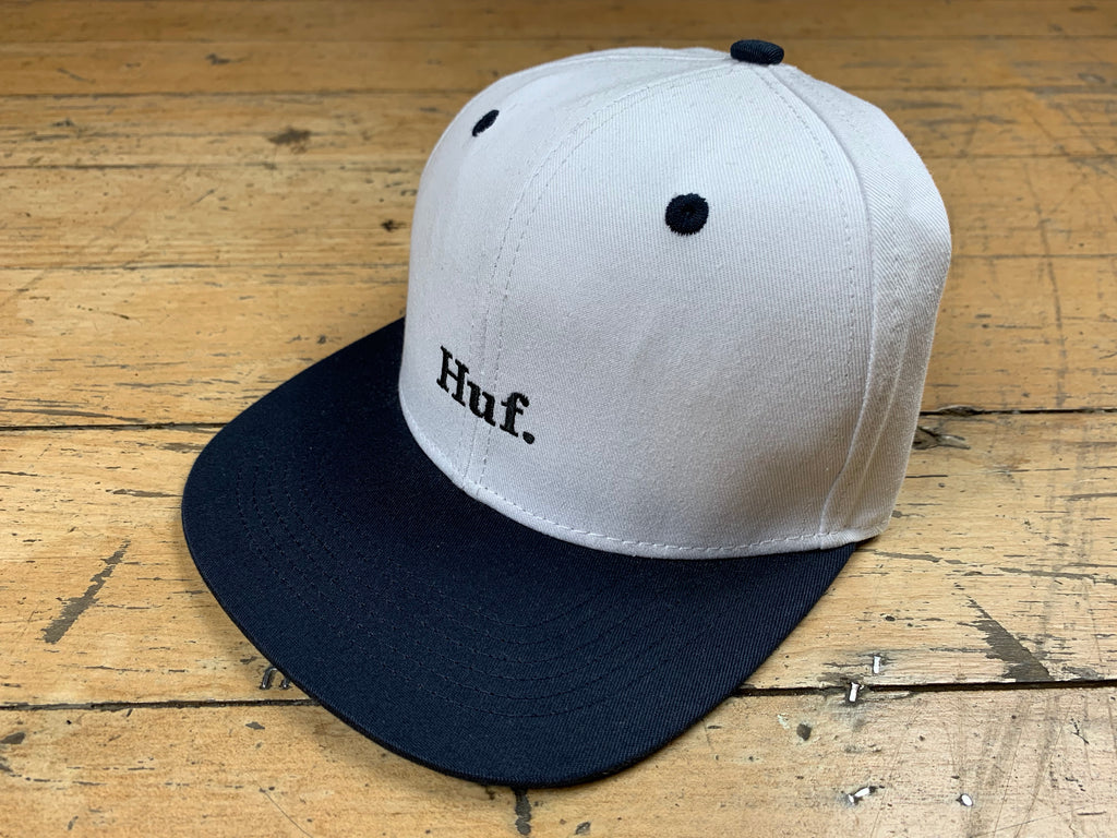Genuine 6 Panel Cap - Navy