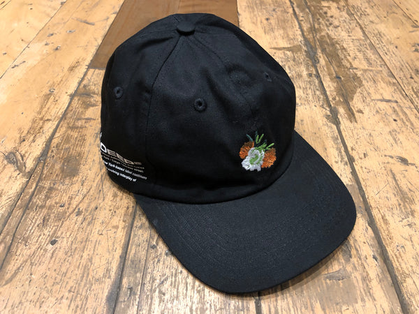 Final Home Dad Hat - Black