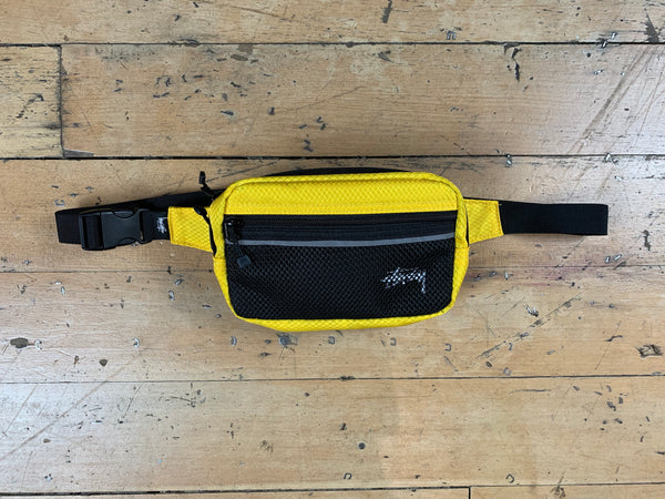 Stock Ripstop Waist Bag - Yellow