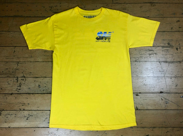 SM City T-Shirt - Yellow