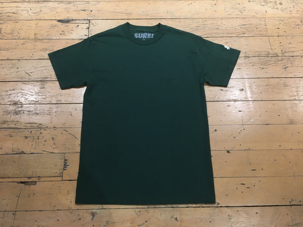 SM Sleeve Logo T-Shirt - Forest