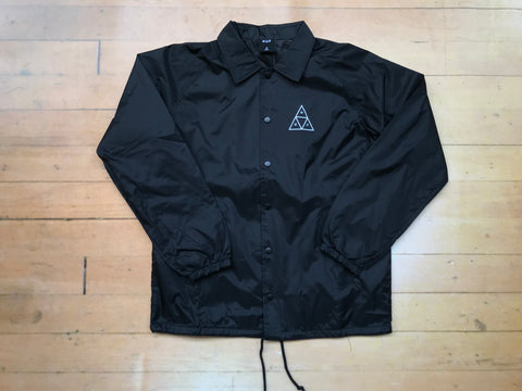 Essentials TT Coaches Jacket - Black