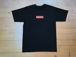 Gold Sharpie T-Shirt - Black
